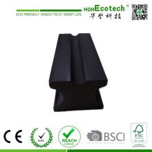 Wist vigueta sólida de Wist Joist 40 * 25m m, cubierta que empaqueta el producto de WPC Auti-UV