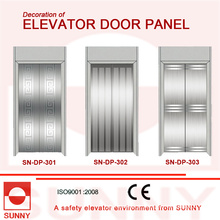 Painel da porta para a decoração da cabine do elevador (SN-DP-301)