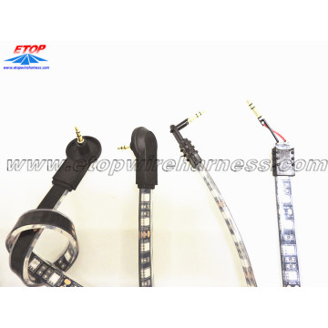 Geformtes Kabel für LED-Light-Car