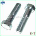 High precision mechanical parts non standard customed Aluminium metal screw bolts