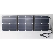 2017 Fabrication en gros 40W flexible porte pliable solaire portable mini panneau solaire