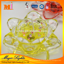 Made In China Fête d'anniversaire Celebration Heartwarming Bougie aromatique