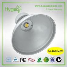Lumière extérieure à haute luminosité 100W Garantie de 3 ans conduit rétrofit à grande baie IP65