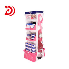 Milk powder floor display stands