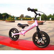 Boa qualidade bicicleta de equilíbrio de bicicleta de treinamento de bebê