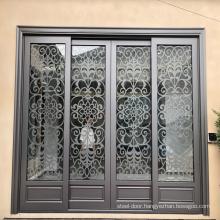 Heavy Aluminum Sliding Door