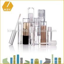 Itens mais populares etiqueta personalizada com aplicador tubo de brilho labial vazio