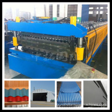 Steel Structure Corrugated Roof Panel Manufacturing Line