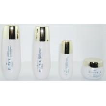 Glas-Kosmetik-Glasflasche (BN-GS-9)