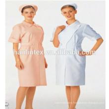TC twill fabric for hospital uniform garment