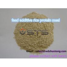 Refeição de proteína de arroz de alta qualidade para aves de capoeira com preço competitivo