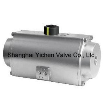 Stainless Steel Spring Return Pneumatic Actuator (YCSAT)
