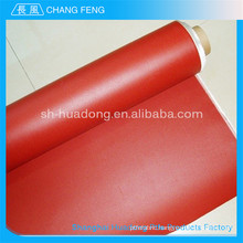 Chemical Resistant Electrical Insulation Anti-Deformed silicone rubber fabric
