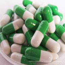 Faringitis aguda / Amigdalitis / 250 mg Cápsulas Velosef / Anspor