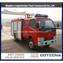 Dongfeng 4X2 3000L Water Fire Fighting Truck