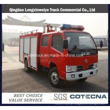 Caminhão da luta contra o incêndio da água de Dongfeng 4X2 3000L