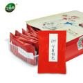 Fabrication de médicaments de vente et de baies de goji de qualité alimentaire (31 paquets * 8g) 248g Bio Wolfberry Gouqi Berry Herbal Tea