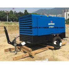 Atlas Copco Liutech 500cfm 14bar Compresseur à air diesel portable