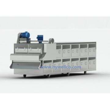 Máquina de secado de correa de malla de pasas