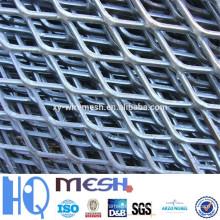 Malla de metal expandido de servicio pesado, malla de metal de aluminio expandido, malla de metal expandido pequeño agujero (fábrica)