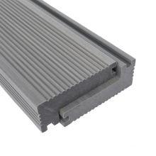 Engineered Embossing WPC Floor Board Decoration Material Composite Decking