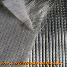 Backed Pet Veil 45GSM Tecido unidirecional de fibra de vidro 900GSM para Pultrusão