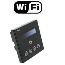 factory price high quality WiFi 0-10V Touch Panel Dimmer TM113 controller by mobile phone