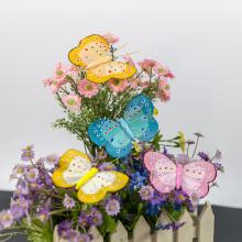 Schmetterlingskunst und -handwerk
