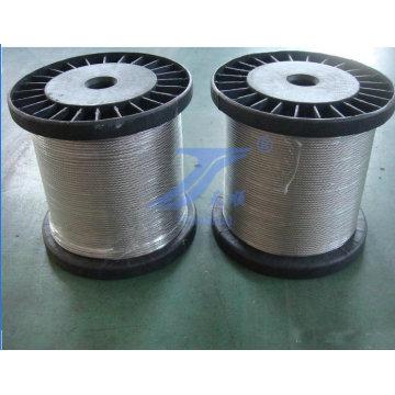 Venda quente 304, fio de aço inoxidável 316L (TS-E45)