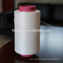 Polyester Air Covered Textured Yarn with Spandex 40 250
