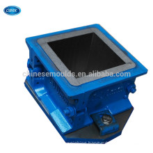 Casting Iron Moulds for Testing Concrete, Concrete Cast Iron Cube Mould 150mm Cube