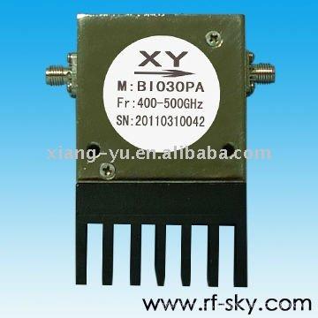 400-500MHz SMA / N HF Breitband-Isolator aus Porzellan