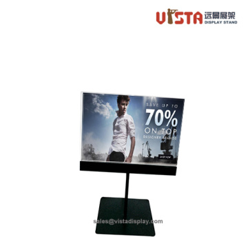 Adjustable+Metal+Sign+Holder+Poster+Display+Stands