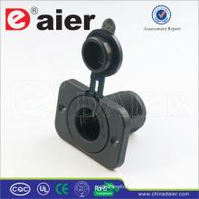 Daier Heavy Duty Flush Mount Waterproof Engel Friage Socket 12 Volt DC Power