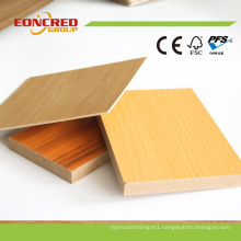 18mm Melamine MDF Board From Shandong