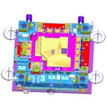(ГШ-T763) высокой точности бытового устройства пластичная Прессформа Впрыски / Прессформа