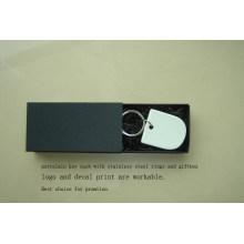 Porte-clés en porcelaine
