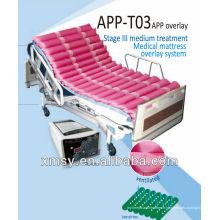 Coussin d'air médical à l'hôpital de l'ICU matelas anti-squelettes avec pompe