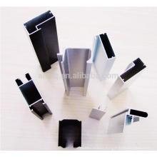 aluminium alloy 6061 , golden treatment shower screem profile