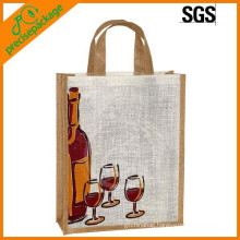 Wholesale Customized Promotional Jute Grocery Bag