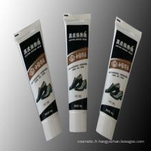 Tubes souples en aluminium & emballage plastique Tubes cuir huile Tubes