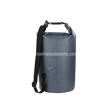 Sac sec de plongée durable de PVC de 10L 500D imperméable de sports en plein air