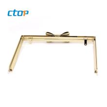 Wholesale High Quality Metal Purse Frame Custom Clutch Frame Wallet And Purse Frame
