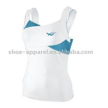 2014 Wholesale débardeur de tennis professionnel pour les femmes, vêtements de tennis