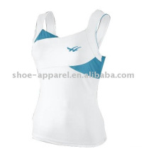 2014 Wholesale professional tennis tank top for women,tennis wear