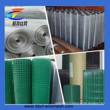 PVC Coated Welded Wire Mesh /Hot-Dipped Galvanizd Welded Wire Mesh