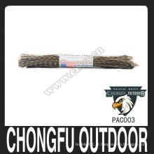 Novo cor várias 1000ft cabo de paracord fornecedor
