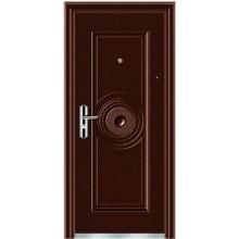 powder coating steel doors