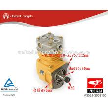 Genuine air compressor M3021-3509100 application for YuChai YC6M