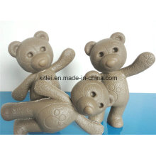 Blowing Plastic Teddy Bear Mini Inflatable Baby Toy for Advertising